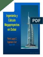 Ingenieria y Calculos en Mega Proyectos Dubai