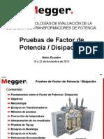 ECU 2013 Factor de Potencia