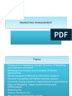 Marketing Management 03