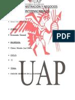 Uso de Graficos en La Economia