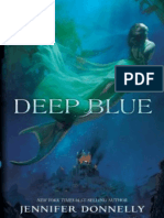 Deep Blue (WaterFire Saga #1) — chapter excerpt