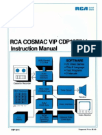 COSMAC VIP Instruction Manual 1978