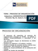 Separata 7 Proceso de Organizacion