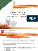 CARACTERÍSTICAS BASICAS DE UN SISTEMA DE CODIFICACION.pptx