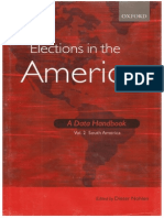 2005 Elections in the Americas.  Perú