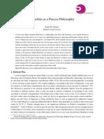 GRAHAM, Daniel. Heraclitus as a Process Philosopher