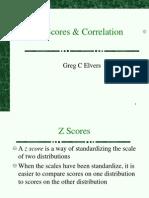 z Scores