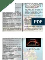 La Quinta Palabra REFLEXIÓN 2014
