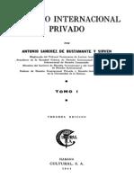Derecho Internacional Privado 2