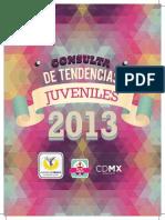 801efb1752 Consulta de Tendencias Juveniles 2013
