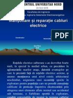 Mansonare Si Reparatie Cabluri Electrice