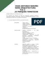 Lineamientos TCA 2