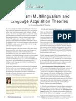 bilingulism