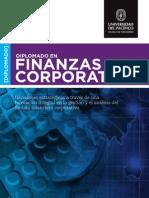 Brochure - Diplomado Finanzas Corporativas