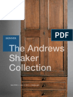 The Andrews Shaker Collection | Skinner Auction 2731M