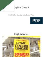 English Class 3