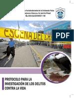 Protocolo Investigacion Delitos Contra Vida
