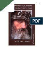 Vladica Antonie Marturisitorul - Calea Rugaciunii Launtrice_Manualul Isihiei