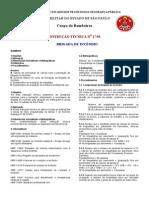Decreto Nº 46.076-2001 - Instrução Técnica N° 17 do Corpo de Bombeiro