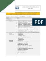 Temarios Civil Mecanica Sistemas Electrica Electronica
