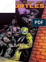 Teenage Mutant Ninja Turtles #33 Preview