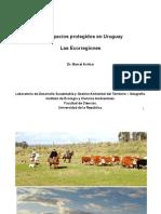 Clase Ecoregiones