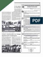 Ordenanza Municipal N.003 2012 a MPSM