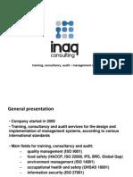 INAQ Consulting Presentation