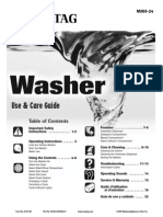 Use and Care Guide - DC6802030A01