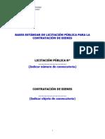 Contratacion Bienes LP SEACE