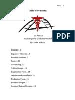austin sports medicine workshop - nalepa