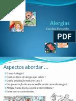 Alergia s