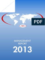 2013 Management Report