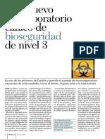 Nivel de Bioseguridad 3