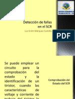 Detección de Fallas en El SCR y TRIAC