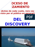 Lanzamiento del Discovery
