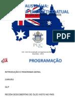 AUSTRÁLIA Apresentação Thiago Oliveira e Thiago Trotta