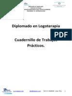 Diplomado Logoterapia Cuadernillo Trabajos Practicos(ENE14)