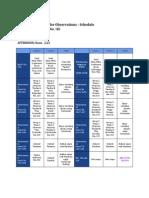 21st labday schedule