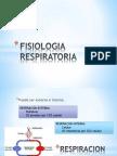 Clase Fisiologia Respiratoria