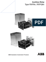 RXP8n , RXPQ8n_ Auxiliary Relay