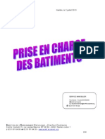 Guide Abrege Prise en Charge Des Batiments
