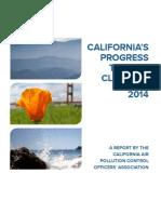 Clean Air Report 2014