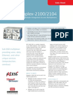 Access Multiplexer Megaplex 2100