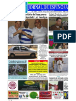 Jornal Espinosa - 22 Abril 2014