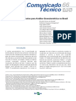 ComTec 66 Analise Granulometrica