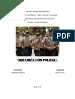 Organización Policial