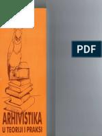 Azem Kožar - Arhivistika u Teoriji i Praksi