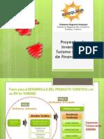 5. Proyectos de Turismo y Financiamiento 2013