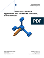 SolidWorks Simulation Instructor Guide 2010 ENG